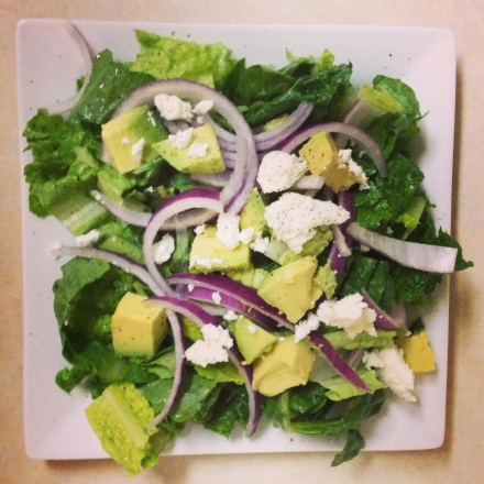 Healthy Goat Cheese Salad